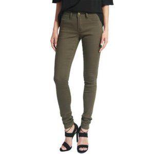 Indigo Rein Olive Skinny Jeans Size 3